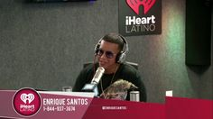 Daddy Yankee con Enrique Santos
