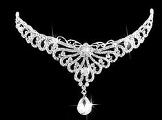 Type68 Lady Rhinestone Wedding Bridal Head Wear Hair Band Headdress Chain Jewelry ** See this great product.