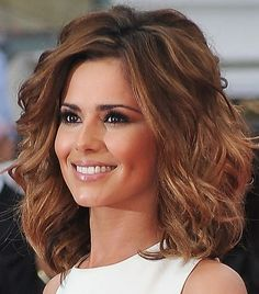 Volumized Wavy Medium Hairstyles 2014 Summer