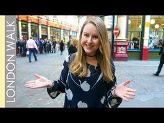 Hidden Gems London Walking Tour | That London Life - YouTube