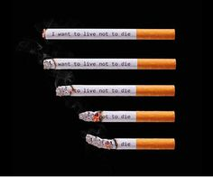 DEADLY CIGARET, DO NOT FALL INTO THIS TRAP.
