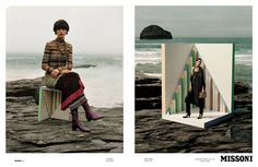 The Best of Fall 2013 Campaigns: Missoni