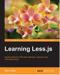 Learning Less.js | PACKT Books