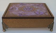 Paperlicious Designs: Altered Cigar Box