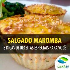 Blog - Salgado maromba