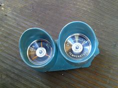 """7181 Chevy V8 Power Steering Pump Pulley 5 3/4"""" Double"""