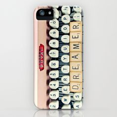 Dreamer iPhone & iPod Case by simplyhue - $35.00