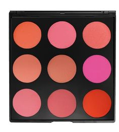 9B - THE BLUSHED BLUSH PALETTE by Morphe Brushes $19.99