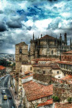 Catedral de Plasencia, Cáceres, Spain - via Jose Antonio's photo on Google+