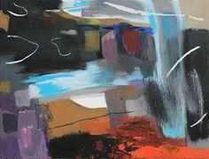 Work by Mary Lloyd Jones. mixed media