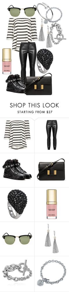 """""""Outfit Of The Day"""" by andreamartin24601 ❤ liked on Polyvore featuring BB Dakota, Givenchy, Tom Ford, Dolce&Gabbana, Effy Jewelry, BERRICLE and Cartier"""
