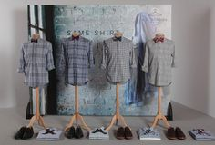 "B.D BAGGIES, New York, ""same shirt but different"", pinned by Ton van der Veer"