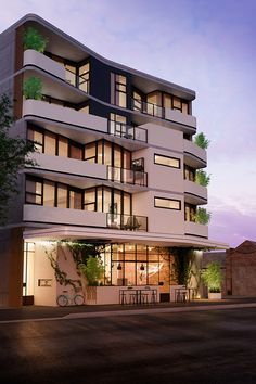 Morton Avenue Apartments - Tandem Design Studio