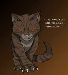 Tigerclaw Quote - Warrior cats