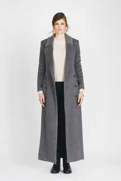 Joie fashion collection, autumn/winter 2014 --nice coat, I'd like it slightly more fitted in the waist.