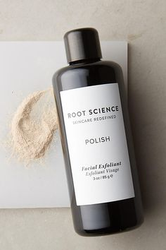 Slide View: 1: Root Science Polish Facial Exfoliant