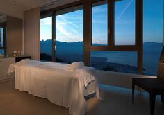 Massage Oil, Givenchy, Spa, Menu, Relax, Wellness, Curtains, Pure Products, Furniture