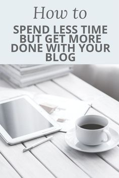 Blogging is time consuming, there's no denying it.  But perhaps it doesn't need to be quite soooo time consuming! Check out this video post where I share my secrets to be more productive with your blogging. That way you can spend more time growing your online business!