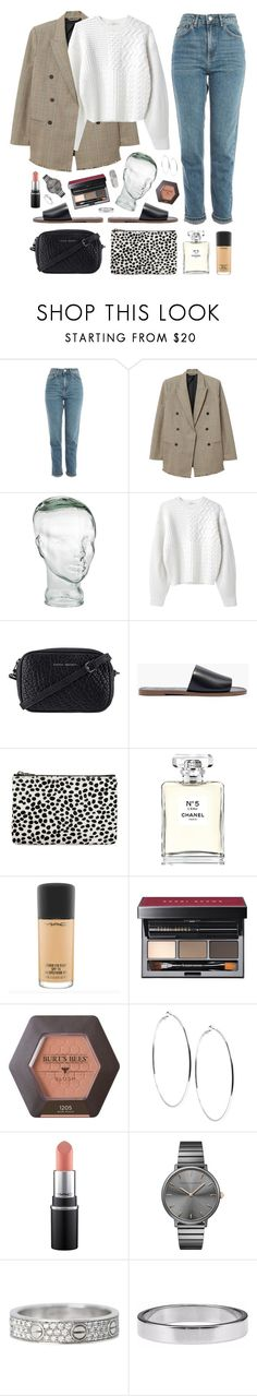 """""""Ellatrell"""" by sophiehackett ❤ liked on Polyvore featuring Topshop, MANGO, Pier 1 Imports, Kenzo, Status Anxiety, Madewell, Chanel, Bobbi Brown Cosmetics, GUESS and Rebecca Minkoff"""