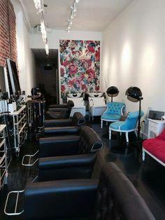 Barber Shop Fort Bliss : 1000+ images about salons on Pinterest Hair salons, Beauty salon ...