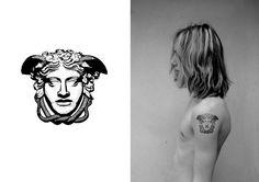 medusa realized by  Stigmate noir tattooist based in Paris appointment : contact@stigmatenoir.com website : stigmatenoir.com