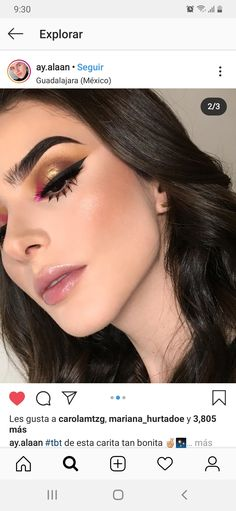 Beauty Makeup, Hair Beauty, Urban Decay, Hair And Nails, Makeup Looks, Make Up, Cakes, Outfits, Style