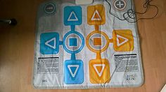 Wii dance mat,  View more on the LINK: http://www.zeppy.io/product/gb/2/282135827023/