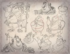 ArtStation - Robin Hood Project, Javier Burgos