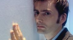 """NO DAVID TENNANT!   Per the Doctor Who episode """"Fear Her,"""" Tennant was meant to carry the Olympic Torch in the London 2012 Olympics. It was a fixed point in time, dammit!    Way to tear a hole in the space-time continuum, Britain. YOU HAD ONE JOB."""