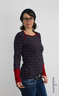mialuna: Lady Ophelia als Shirt