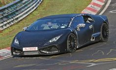 2015 Lamborghini Deimos Spy Photos