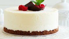 Luxusná malinová torta