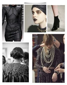 """""""black edgy"""" by saratazor on Polyvore featuring art"""