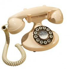 Retro Telefoon GPO Pearl