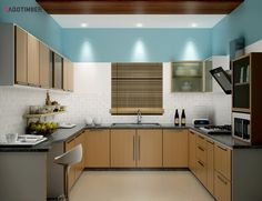 Yagotimber is a technology-enabled online interior designing platform for residential and commercial space interior designer services in Delhi, Gurgaon, Noida, India. Modern Kitchen Cabinets, Interior, Space Interiors, Kitchen Cabinets, Cabinet, Home Decor, Kitchen, U Shaped Kitchen, New Beds