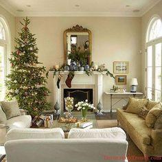 Beautiful Christmas Holiday Tree Decorating Inspirations  Family Holiday