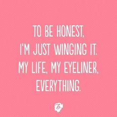 Wing it, benebabes!