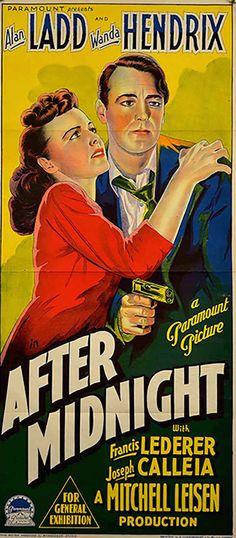 After Midnight (1950) via Australia