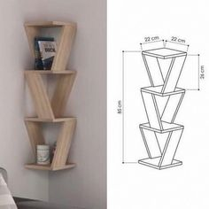 Make woodworking projects with step by step plans! ⚒ - Over Woodworking Plans - With CAD/DWG software to view/edit plans - Step-by-step instructions with photos - High quality blueprints and schematics - Lifetime members area with woodworking videos Diy Furniture Projects, Woodworking Projects Diy, Home Decor Furniture, Diy Home Decor, Woodworking Plans, Woodworking Videos, Diy Interior Projects, Wall Decor Crafts, Woodworking Beginner