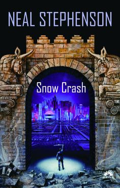 Snow Crash. So Good! Has it all: humor, scifi, mysticism, sword fighting and is just a great story.