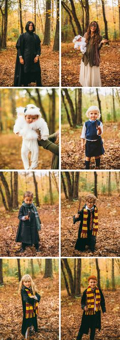 A Hogwarts Family Halloween | In Honor Of Design