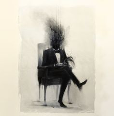 surrealism is a kind of reality. Not infrequently, Surrealism is part of our own world. surrealism is a child of reality. Dark Fantasy Art, Art Sinistre, Arte Obscura, Arte Horror, Creepy Art, Scary, Weird Art, Character Art, Stock Character