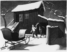 Art History News: Grant Wood at Auction