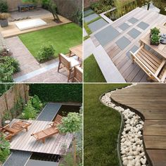 kleine tuin inspiratie - Google zoeken