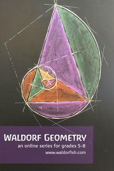 Math geometry drawing program math golden section theorem platonic solids g Geometry Lessons, Teaching Geometry, Teaching Math, Learn Math Online, Drawing Programs, Pythagorean Theorem, Platonic Solid, Chalkboard Drawings, Chalkboard Lettering