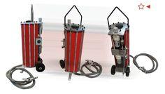 Sabbiatrice Trilogy 9/28 - IBIX Sabbiatrici portatili per sabbiatura ecologica