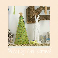 Christmas, Craft and Crochet – what more could you want?! | HanJan Crochet christmas tree