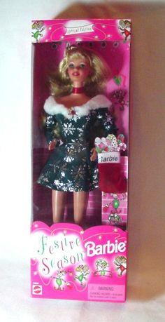 Festive Season Barbie #18909