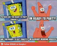 24 Ideas For Funny Cartoons Jokes Spongebob Squarepants Funny Spongebob Memes, Funny Jokes, Funny Cartoons, Spongebob Pics, Stupid Jokes, Funny Minion, It's Funny, Funny Images, Funny Pictures