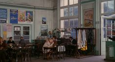 The Umbrellas of Cherbourg - Jacques Demy Jacques Demy, Umbrellas Of Cherbourg, Film Grab, Film Stills, Samhain, Cinematography, Movies, Painting, Life